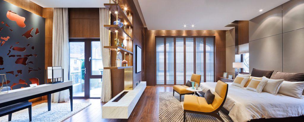 Interior Design for Hotel Rooms