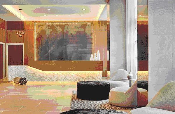 Design Ideas for Small Hotel Lobbies